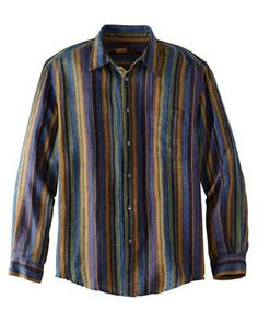 Encore Linen Shirt Price: $79.00 Item #: 144730 A yarn-dyed woven stripe of alternating deep and bright tones that sustains its notes long into the night. Shell-style buttons. Two-position cuffs with button-through sleeve plackets. Garment washed for softness. Classic fit. Machine washable. Imported. Workout Machines, Fitness Machines, Shirt Price, Weight Loss For Women, Haberdashery, Shirt Dress, Classic, Sleeves, Mens Tops