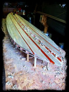 TUCKER SURF SUPPLY Build your own DIY hollow wood surfboard   http://www.tuckersurfsupply.com/
