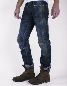 PRPS - Enlow Fork | Selvedge Jeans | Classic Jeans | Prps Jeans | Jeans
