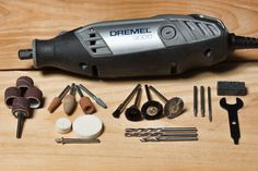 Dremel Polishing Tips