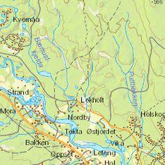 inatur kart En flytur over fagre Ljørdalen | Ljørdalen | Pinterest inatur kart