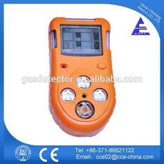 Portable Multi Gas Leak Detector CO, H2S, O2, CH4/LEL Gas Sensor