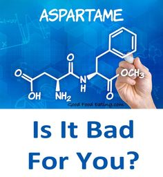 Is aspartame bad for you? spoiler alert: it's worse than you think. this is a really good and informative podcast!