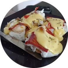 Make and share this Julia Child's Hollandaise Sauce recipe from Genius Kitchen. Make and share this Julia Child's Hollandaise Sauce recipe from Genius Kitchen. Julia Childs, Toast Hawaii, Recipe For Hollandaise Sauce, Egg Dish, Cook At Home, Cooking Recipes, Kitchen Recipes, Yummy Recipes, Free Recipes