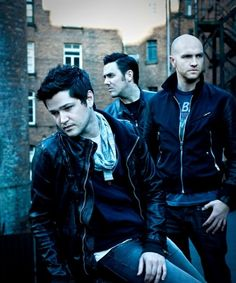 This band though! The Script