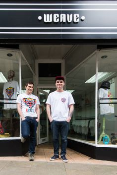 Alternative clothing shop, producing their own clothing line 'KRӦSL' in-house while also selling other independent designer items and screen prints.  #blackburn #blackburnisopen #fashion #clothing #screenprint