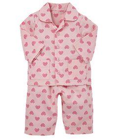 Mothercare Heart Pyjamas
