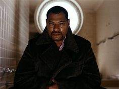 Laurence Fishburne by Sam Taylor-Wood
