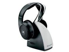 Amazon.com: Sennheiser RS120 Over-Ear 900MHz Wireless RF Headphones with Charging Cradle: Electronics