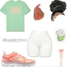 Baddie Outfits Casual, Boujee Outfits, Swag Outfits For Girls, Cute Swag Outfits, Cute Comfy Outfits, Teen Fashion Outfits, Curvy Outfits, Teenager Outfits, Dope Outfits