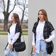 People Around The World, Layering, Contrast, Vest, Sporty, Mood, Casual, Jackets, Ideas