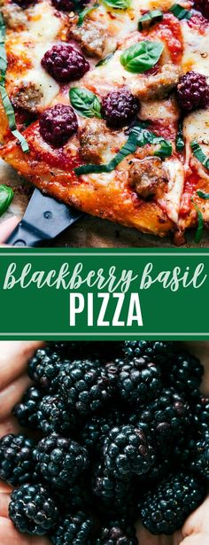 30-minute blackberry