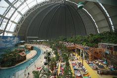 It's 360 meters long (1181 feet).