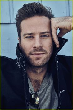 Armie Hammer. You're welcome. : LadyBoners