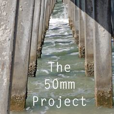 50mm project - This 4-week workshop has now been packaged into an e-book. DIY.