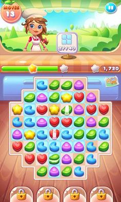 Game Icon, Game 3, Cooking Master Boy, Grid Game, Candy Games, Game Effect, Game Development Company, 2d Game Art, Matching Games