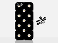 DAISY iPhone 6 Case 90s Grunge Daisy Pattern by TheSmallPrintCases