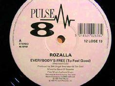 Rozalla -- Everybody's Free (To Feel Good) (Original Mix)