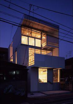 Floating-Box – アトリエ・天工人(テクト) 東京都渋谷区の建築設計事務所