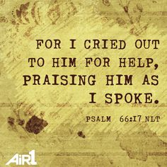 Bible Verse of the Day http://www.air1.com/Faith/VerseOfTheDay/