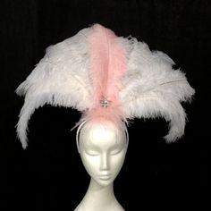 Jewel Showgirl Headpiece