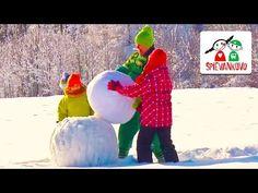 Postavím si snehuliaka - SPIEVANKOVO 2 - YouTube
