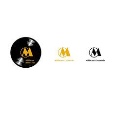 Costum logo design pack, for a record company.  Egyedi logó design csomag egy lemezkiadó végnek. :minidisc::satellite::notes:  #logo#design#webdesign#record#music#adobe#illustraitor#art