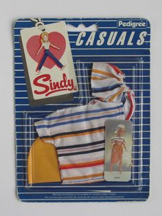 Sindy CASUALS #43003 1984 | Vintage Pedigree Sindy | eBay