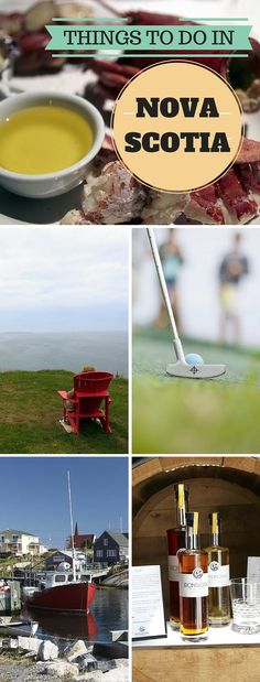 8 things to do in Nova Scotia Canada, from the Titanic museum to food and wine. There's golf and other fun stuff too. East Coast Travel, East Coast Road Trip, East Coast Canada, New England Cruises, Stuff To Do, Things To Do, Visit Canada, Canada Trip, Canada Eh