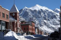 pretty mountain towns | Even Hope isn't that bad, except there are no great ski hills close by ...