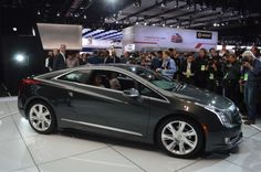 2014 Cadillac ELR Hybrid - http://topismag.net/cadillac/2014-cadillac-elr-hybrid
