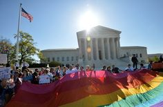 Supreme Court Appears Ready To Rule In Favor Of Marriage Equality. A 5-4 vote in favor of same-sex couples' marriage rights appears to be the most likely outcome, although Chief Justice John Roberts' vote shouldn't be counted out.