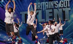 Britain's Got Talent won the popularity contest against The Voice this Saturday. I watched neither