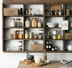 """General Store - Kitchen A relaxed artisan approach to simple living with honest, authentic homewares."""""""