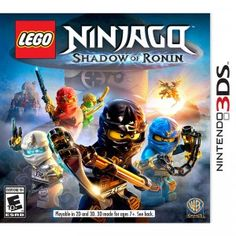 An action-adventure story that features characters and settings from the popular animated series, LEGO Ninjago: Masters of Spinjitsu.