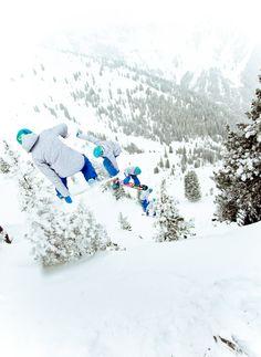 Tania Detomas #snow