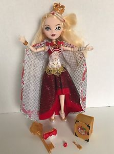 Ever After High Apple White Doll Legacy Day w Accessories Repaint Play or OOAK    eBay