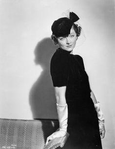 Myrna Loy 1930's