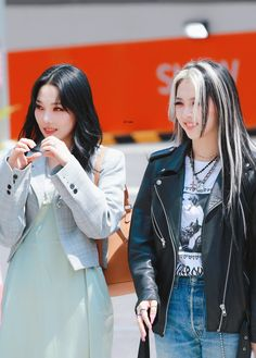 Somin and Jiwoo Otp, Hip Hop, Dancehall, Joker, Aesthetic Images, Billie Eilish, Kpop Groups, Kpop Girls, Kdrama