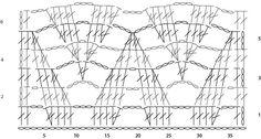 Crochet Stitches, Crochet Hooks, Blog, Cute Designs, Arrow, Shawl, Lace, Pattern, Arrows