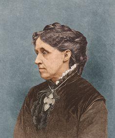 Louisa May Alcott Portrait