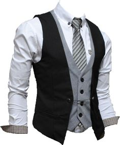 For the groom. Just make the tie to be one of the wedding colors