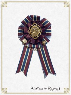 A/P Ariana ストライプリボンロゼッタ/A/P Ariana stripe ribbon rosette | BABY,THE STARS SHINE BRIGHT 5,400 yen / $53 2 colors (1 available)