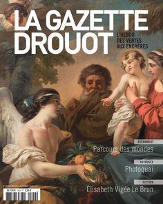 Gazette Drouot n°29 du 3 septembre 2015. #ArtMarket #Magazine #Enchères #Auction #AncienArt