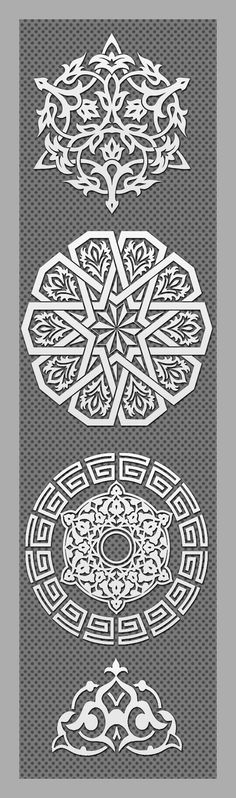 "Search result for ""islamic mandala"" - stencil Stencil Patterns, Stencil Designs, Pattern Art, Pattern Design, Islamic Patterns, Celtic Patterns, Celtic Designs, Islamic Designs, Stencils"