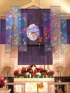 Advent  Kristen Gilje, Holden Village, Chelan, WA