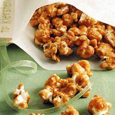 April 6 is National #Caramel #Popcorn Day