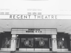 Wedding ceremony at the iconic Regent theatre Mudgee Theatre Wedding, Wedding Ceremony, Broadway Shows, Day, Hochzeit