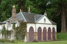 DUMFRIES HOUSE, Ayrshire, Scotland. Old Stables by Grangeburn, via Flickr