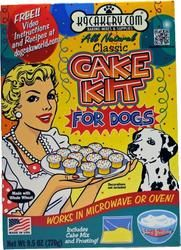 K9Cakery All Natural Cake Kit for Dogs